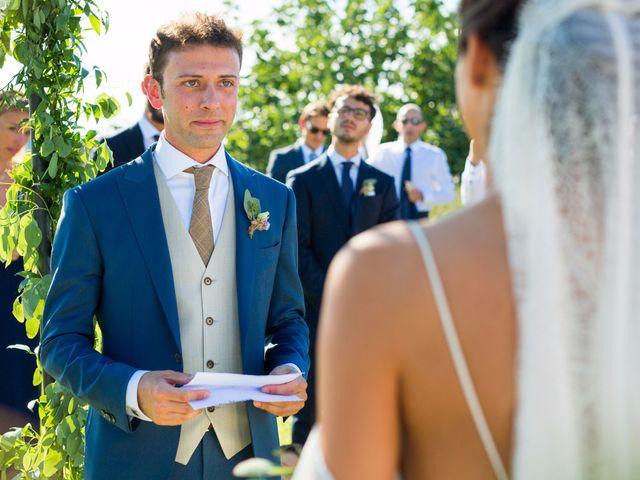 Il matrimonio di Andrea e Yasemin a Celle Ligure, Savona 2