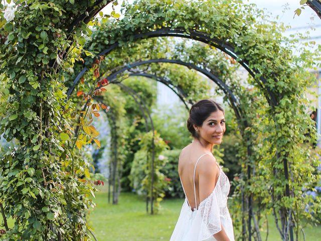 Il matrimonio di Andrea e Yasemin a Celle Ligure, Savona 20