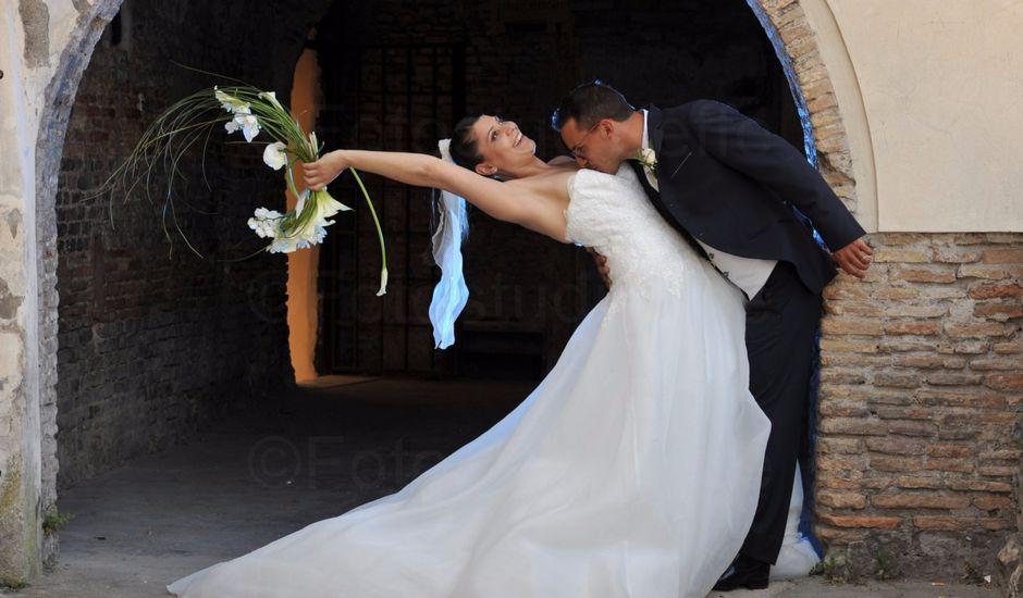 Il matrimonio di Davide  e Marika  a Latina, Latina