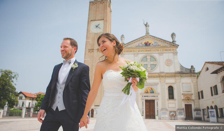 Il matrimonio di Fra e Cate a Mogliano Veneto, Treviso