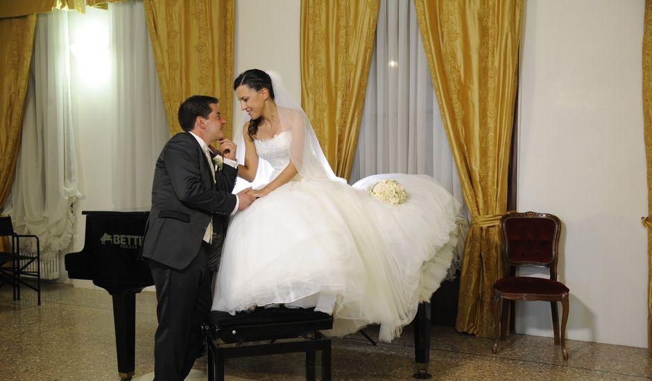 Il matrimonio di Marco e Ilaria a Ficarolo, Rovigo