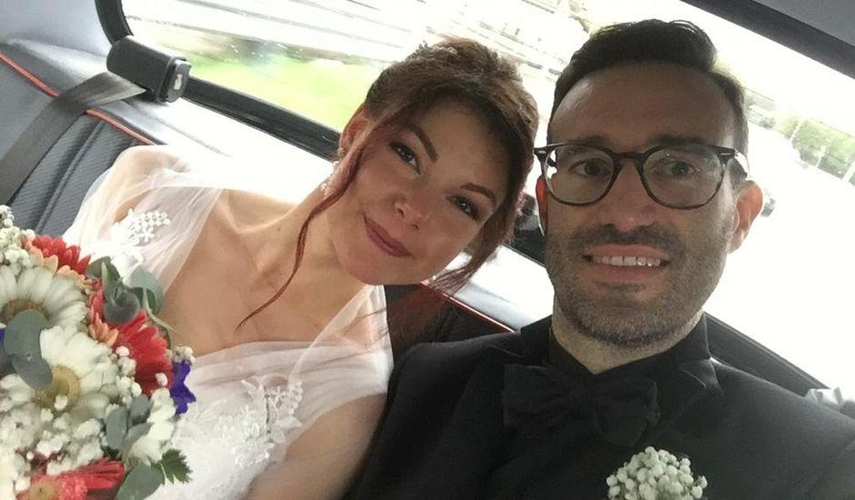 Il matrimonio di Giordano e Federica a Romano d'Ezzelino, Vicenza