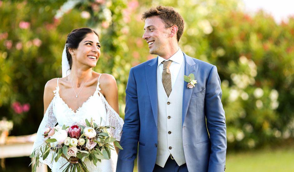 Il matrimonio di Andrea e Yasemin a Celle Ligure, Savona
