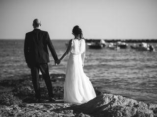 Le nozze di Francesca e Carlo 1