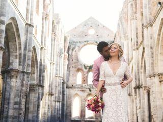 Le nozze di Erica e Luis 1