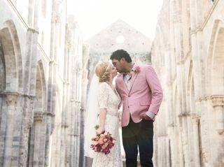 Le nozze di Erica e Luis