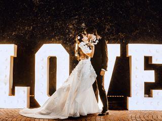 Le nozze di Melania e Valerio