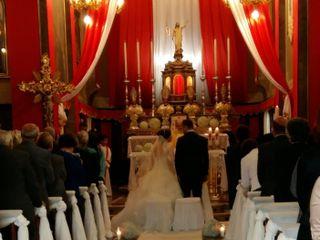 Le nozze di Simone e Rebecca 1