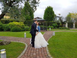 Le nozze di Simone e Rebecca