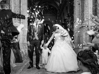 Le nozze di Maria Carmela e Giuseppe