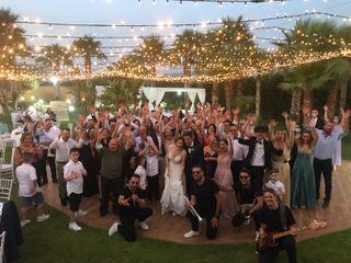 Le nozze di Deborah e Jorge