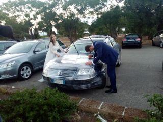 Le nozze di Louis  e Daniela