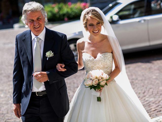 Il matrimonio di Fabrizio e Betty a Cernusco sul Naviglio, Milano 15