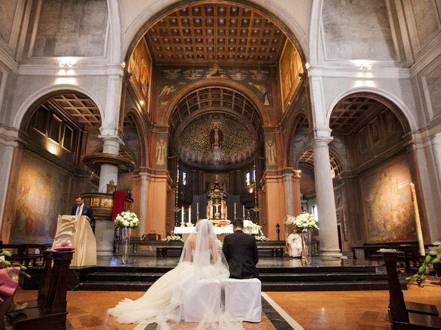 Il matrimonio di Fabrizio e Betty a Cernusco sul Naviglio, Milano 18