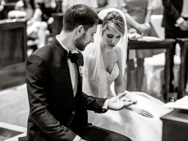 Il matrimonio di Fabrizio e Betty a Cernusco sul Naviglio, Milano 20