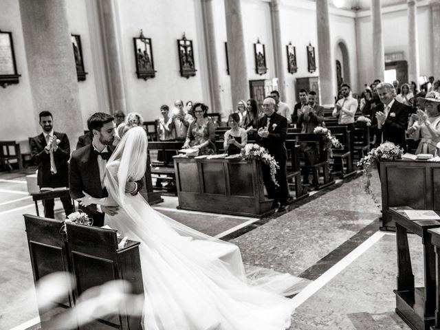 Il matrimonio di Fabrizio e Betty a Cernusco sul Naviglio, Milano 21