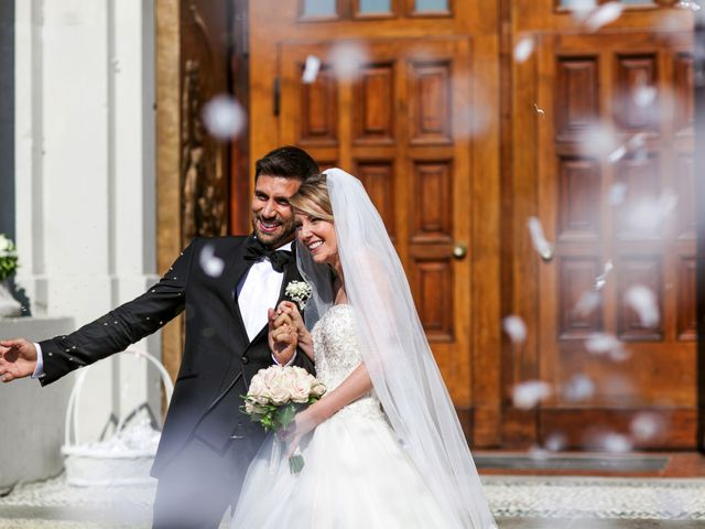 Il matrimonio di Fabrizio e Betty a Cernusco sul Naviglio, Milano 22