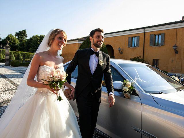 Il matrimonio di Fabrizio e Betty a Cernusco sul Naviglio, Milano 24