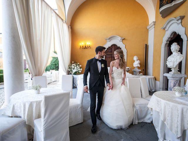 Il matrimonio di Fabrizio e Betty a Cernusco sul Naviglio, Milano 29