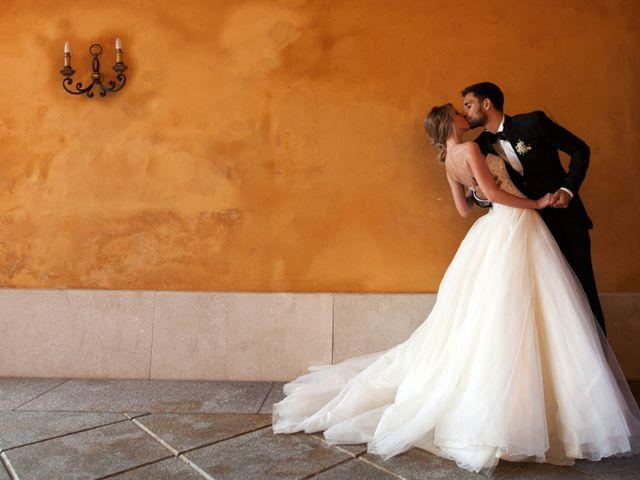 Le nozze di Betty e Fabrizio