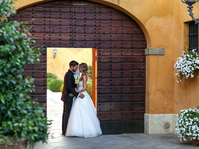 Il matrimonio di Fabrizio e Betty a Cernusco sul Naviglio, Milano 30