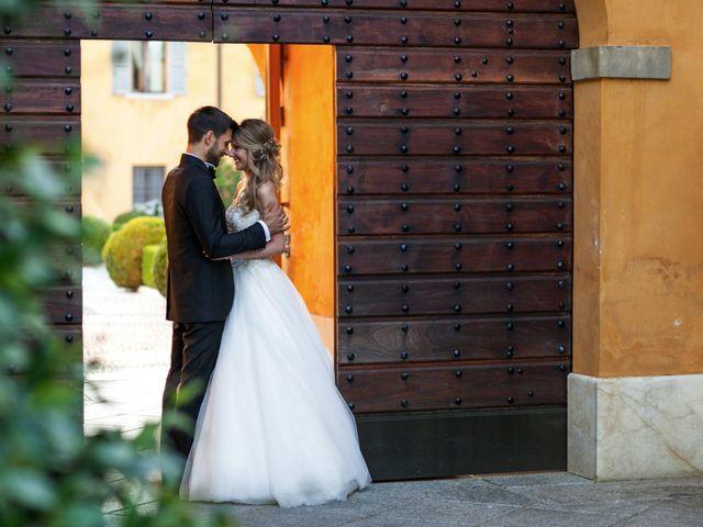Il matrimonio di Fabrizio e Betty a Cernusco sul Naviglio, Milano 32