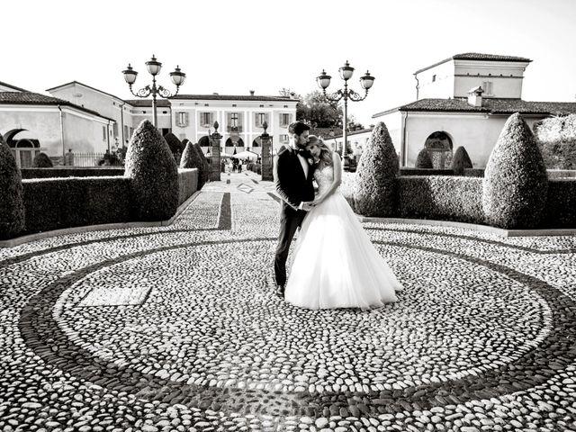 Il matrimonio di Fabrizio e Betty a Cernusco sul Naviglio, Milano 34