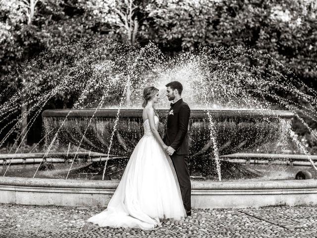 Il matrimonio di Fabrizio e Betty a Cernusco sul Naviglio, Milano 39