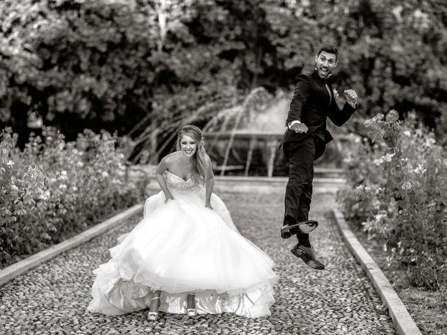 Il matrimonio di Fabrizio e Betty a Cernusco sul Naviglio, Milano 44