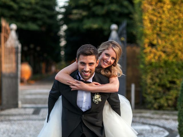 Il matrimonio di Fabrizio e Betty a Cernusco sul Naviglio, Milano 46