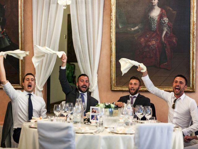 Il matrimonio di Fabrizio e Betty a Cernusco sul Naviglio, Milano 47