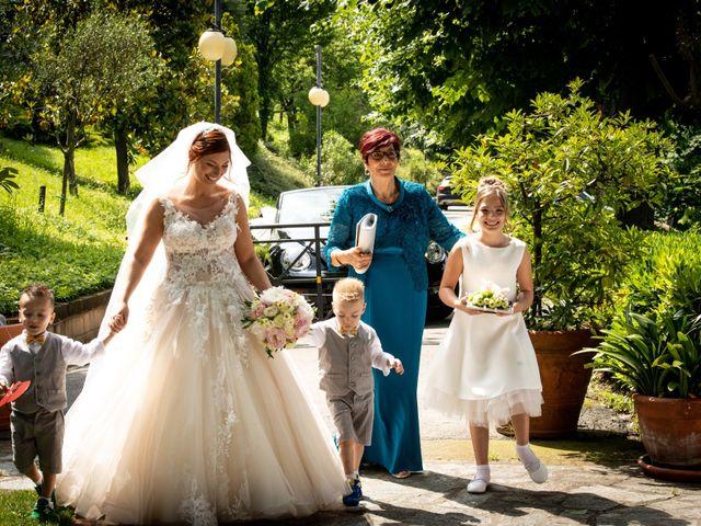 Il matrimonio di Stefano e Antonella a Cocconato, Asti 21