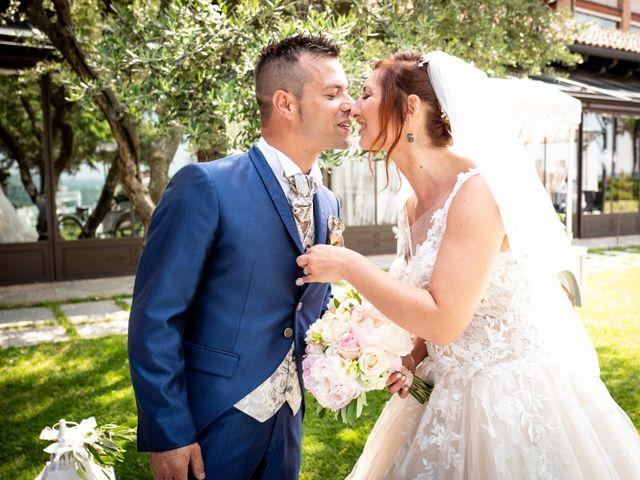 Il matrimonio di Stefano e Antonella a Cocconato, Asti 22