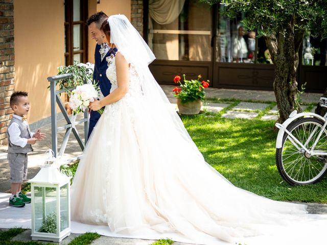 Il matrimonio di Stefano e Antonella a Cocconato, Asti 23