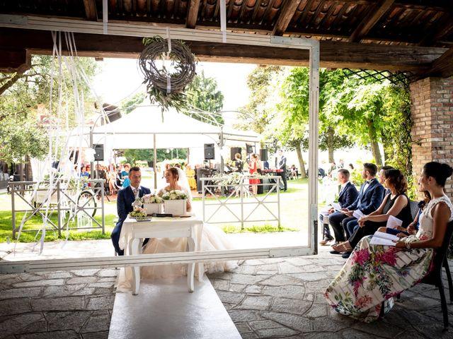 Il matrimonio di Stefano e Antonella a Cocconato, Asti 24