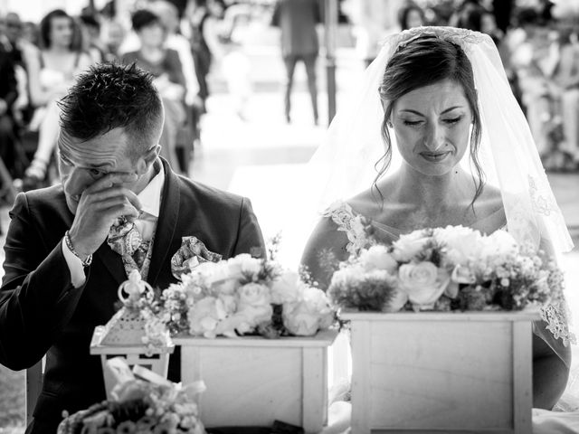 Il matrimonio di Stefano e Antonella a Cocconato, Asti 26