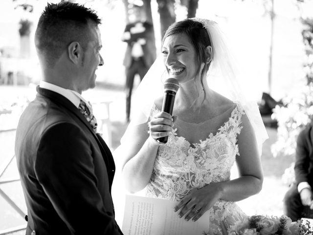 Il matrimonio di Stefano e Antonella a Cocconato, Asti 27