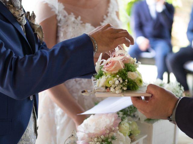 Il matrimonio di Stefano e Antonella a Cocconato, Asti 28