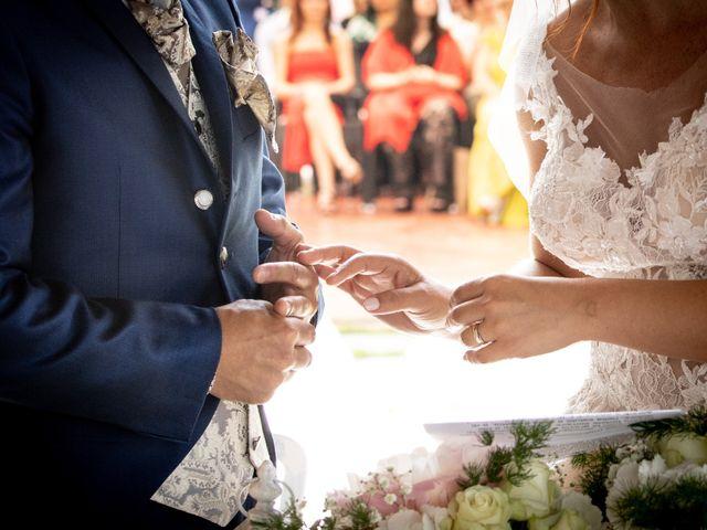 Il matrimonio di Stefano e Antonella a Cocconato, Asti 29