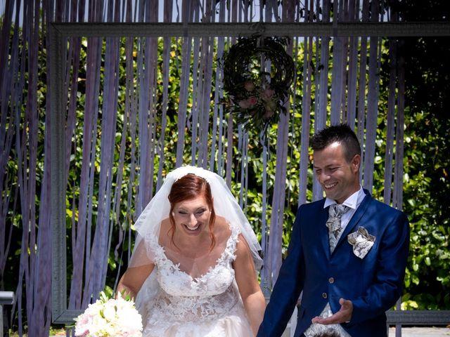 Il matrimonio di Stefano e Antonella a Cocconato, Asti 31