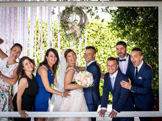 Il matrimonio di Stefano e Antonella a Cocconato, Asti 35