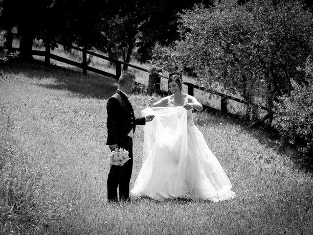 Il matrimonio di Stefano e Antonella a Cocconato, Asti 38