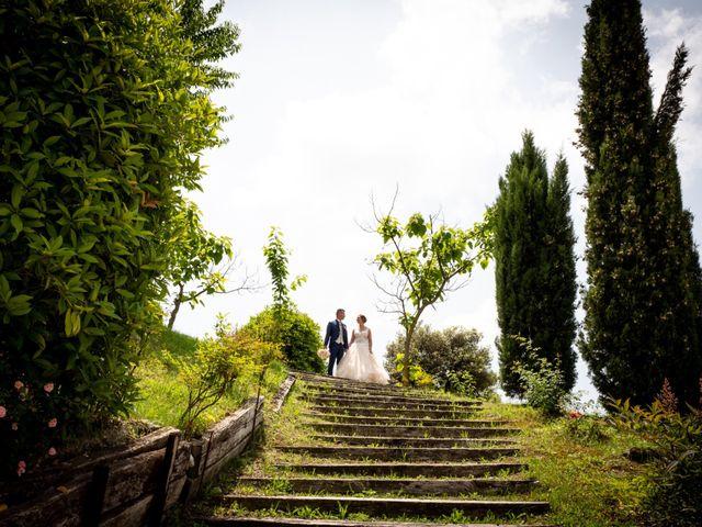 Il matrimonio di Stefano e Antonella a Cocconato, Asti 39