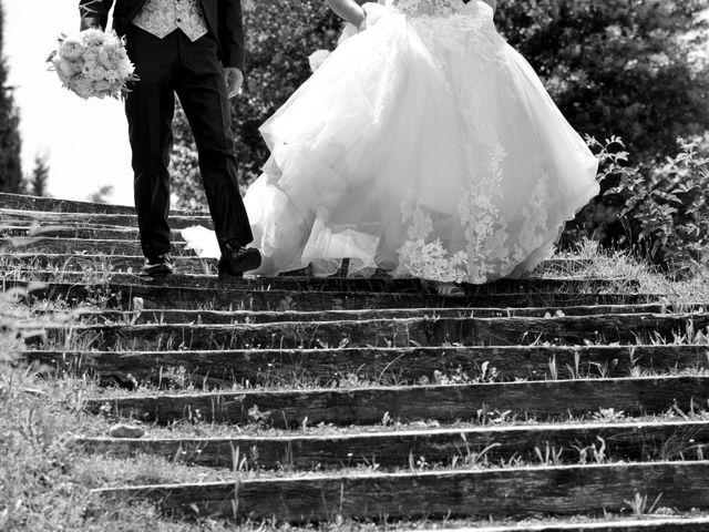 Il matrimonio di Stefano e Antonella a Cocconato, Asti 40