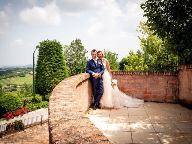 Il matrimonio di Stefano e Antonella a Cocconato, Asti 41
