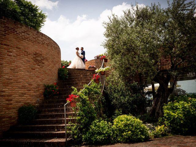 Il matrimonio di Stefano e Antonella a Cocconato, Asti 42