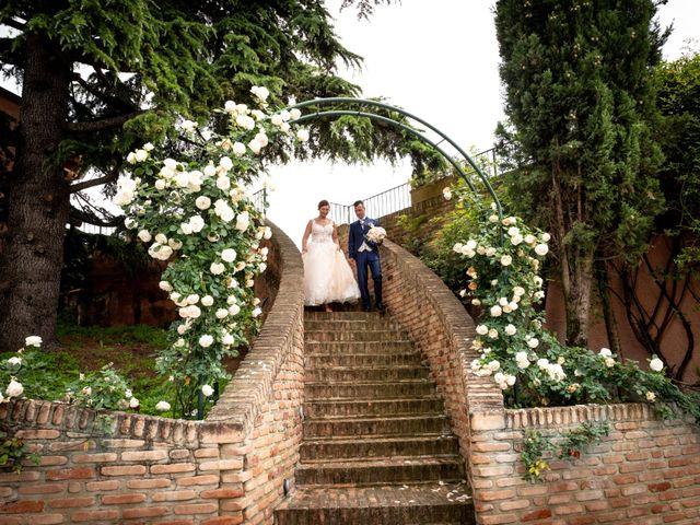 Il matrimonio di Stefano e Antonella a Cocconato, Asti 45