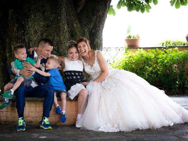 Il matrimonio di Stefano e Antonella a Cocconato, Asti 55