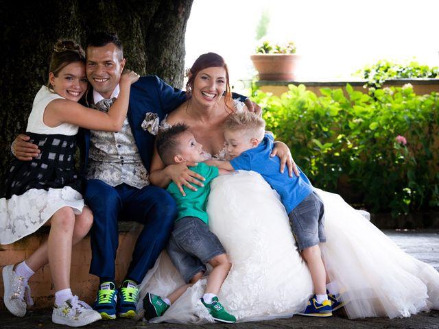 Il matrimonio di Stefano e Antonella a Cocconato, Asti 56