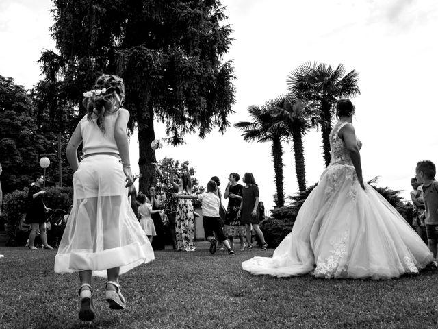 Il matrimonio di Stefano e Antonella a Cocconato, Asti 67